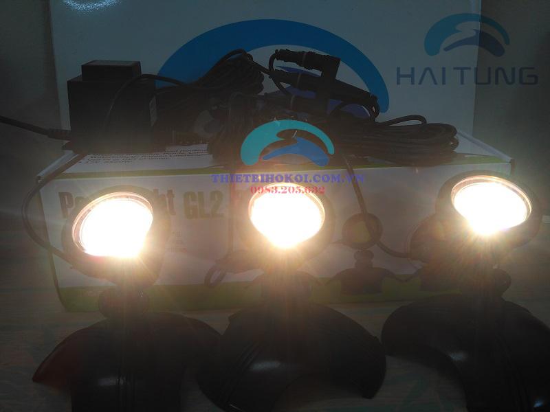 Đèn pha bóng Halogen Jebao GL2-3