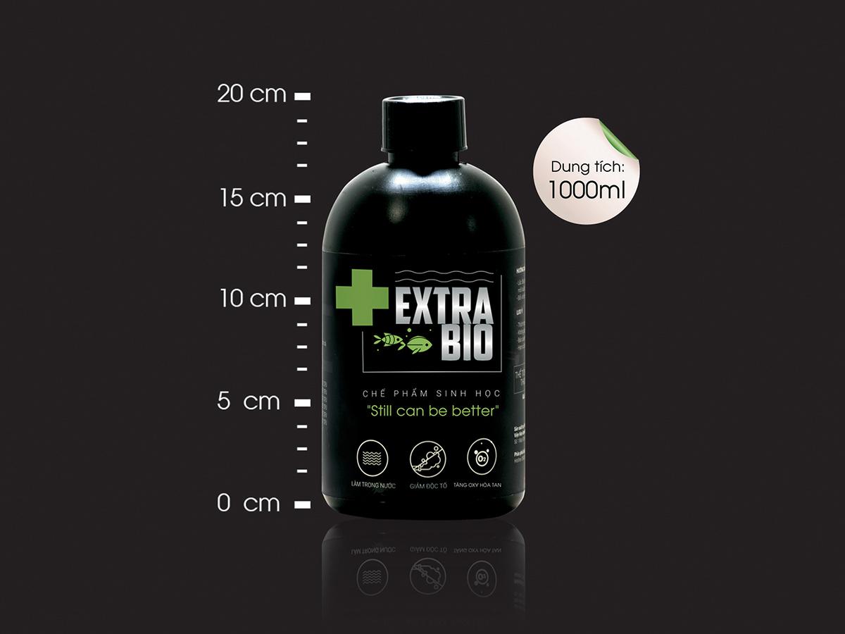 Vi Sinh xử lý nước Extrabio 1000ml