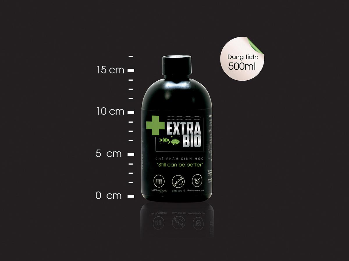 Vi Sinh xử lý nước Extrabio 500ml