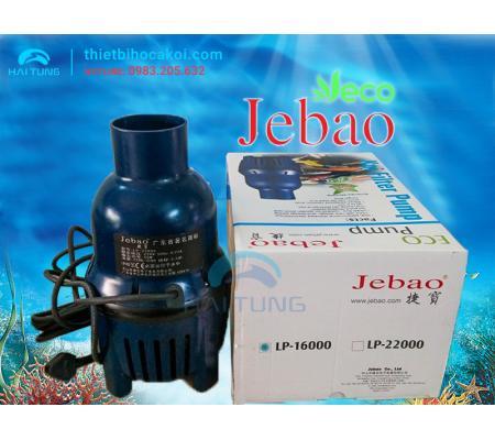 Máy bơm hồ koi Jebao LP16000 Eco 40W