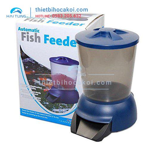 Máy cho cá Koi ăn tự động Jebao - Tặng pin