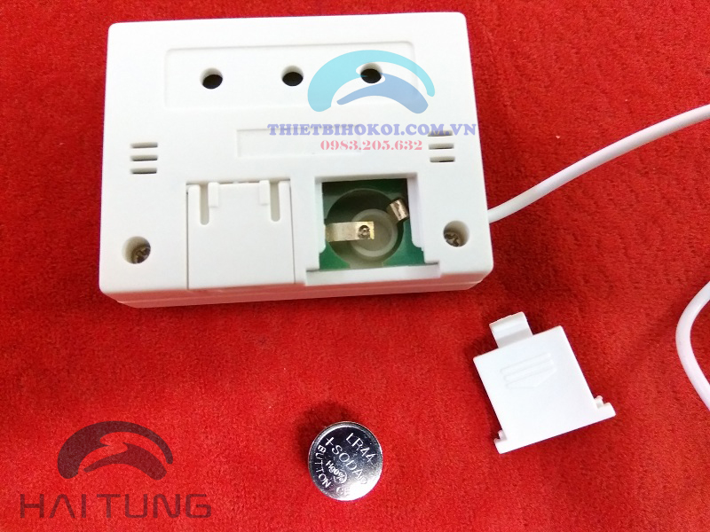 Nhiệt kế điện tử gắn ngoài nước TM-6