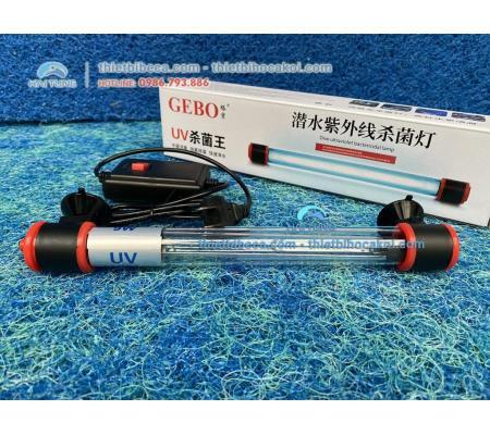 Đèn UV diệt tảo hồ koi Gebo 9w