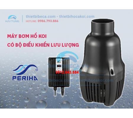 Máy Bơm Hồ Cá Koi Periha PG50 Có Bộ Điều khiển Lưu Lượng