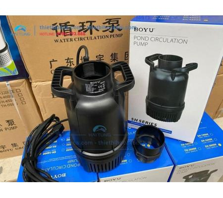 Máy bơm hồ koi Boyu SH16000 100W