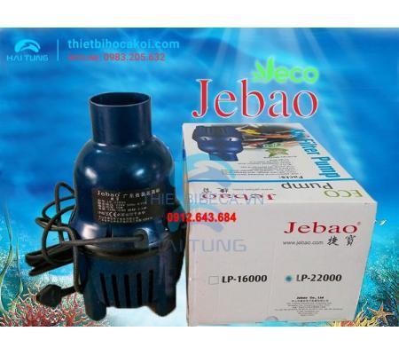Máy bơm hồ koi Jebao LP22000 Eco 50W