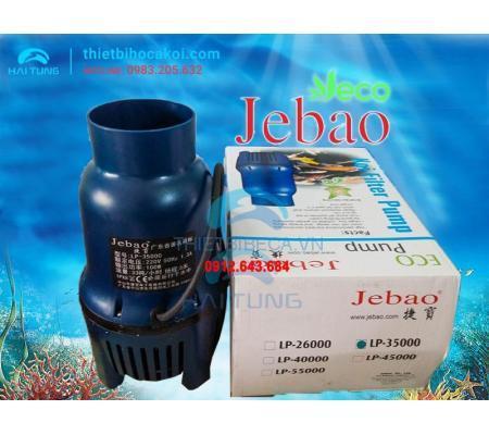 Máy bơm hồ koi Jebao LP35000 Eco 100W