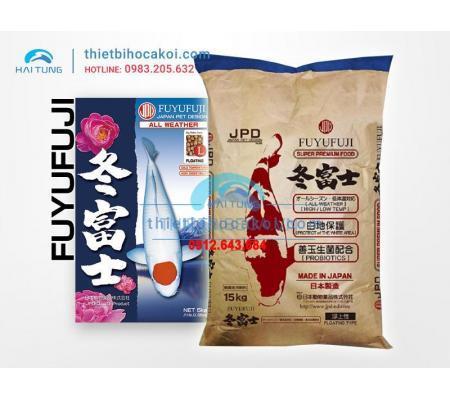 Thức ăn cá Koi JPD Fuyufuji 15kg