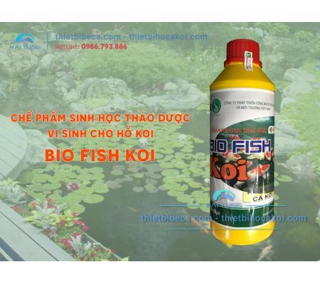 Vi Sinh Hồ Koi Biofish Koi