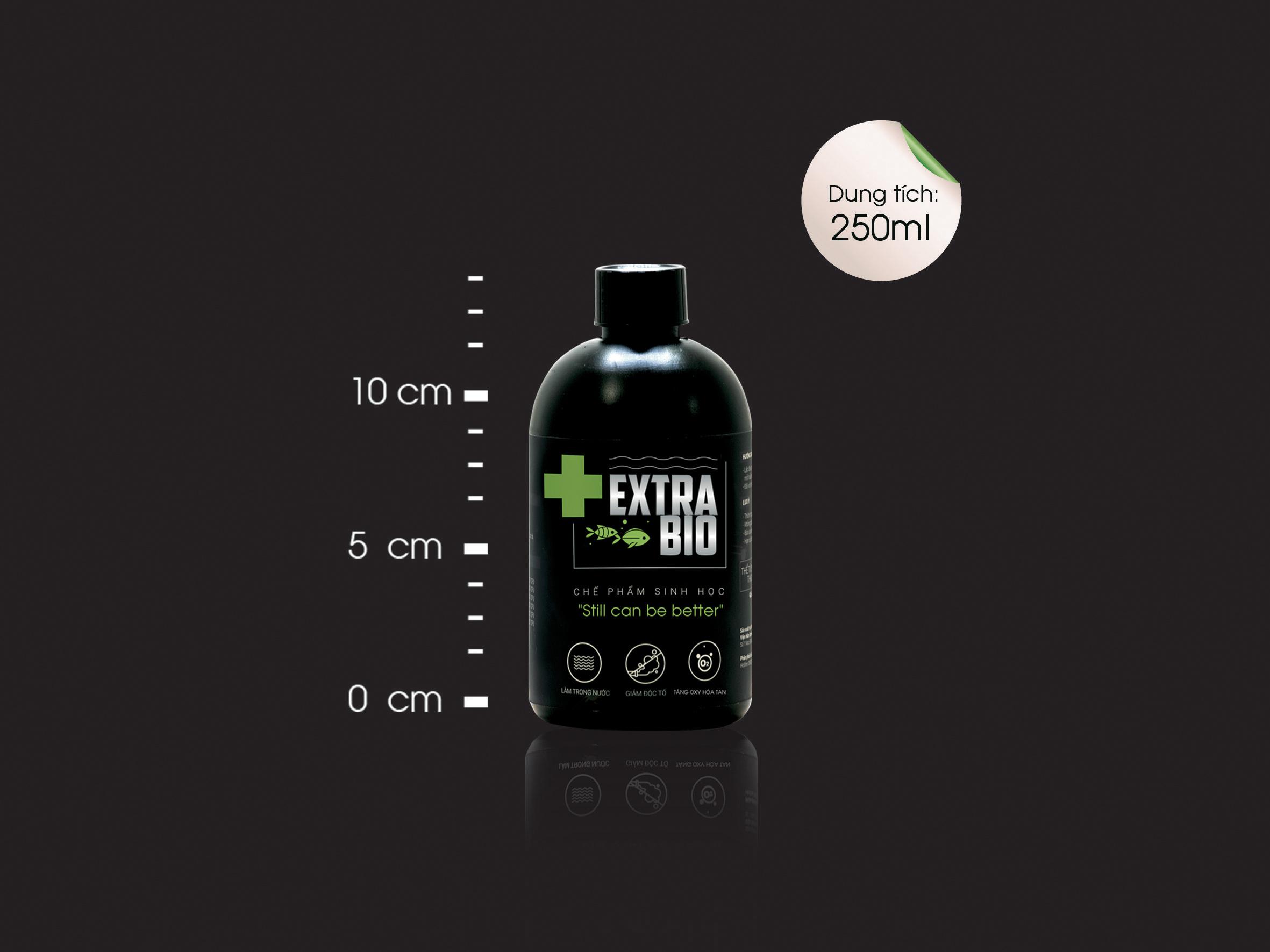 Vi Sinh xử lý nước Extrabio 250ml
